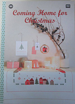 RICO DESIGHN 151『Comming Home for Christmas』(お家でクリスマス)