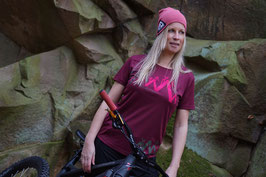 ^^ PEACE + TRAILS^^^ BIKESHIRT