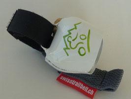 Biker Glöckchen weiss/grün