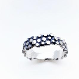 Ring  *pallino*s black
