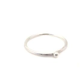Ring *Silber* Kugel 1.5