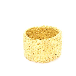 ring *fluffy*Big  18K Gold