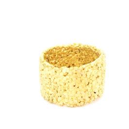 ring *fluffy*Big  18K Gold