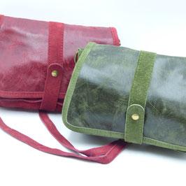 Petit sac pochette en cuir