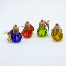 Diffuseur de parfum bouteille cannellé
