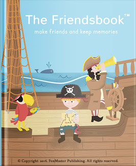 Pirates  -  Friendsbook