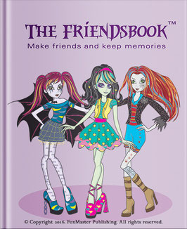 The Vamp Girls  - Friendsbook