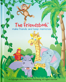 Jungle  -  Friendsbook