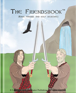 Warriors  -  Friendsbook