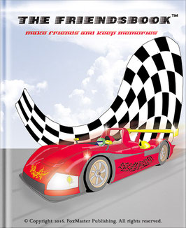 Racing Cars - Friendsbook