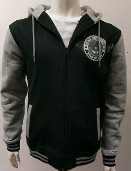 Rock University 2-tone Jacket grey
