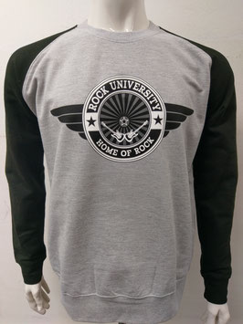 Rock University Sweatshirt light grey