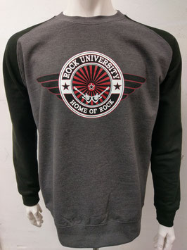 Rock University Sweatshirt dark grey