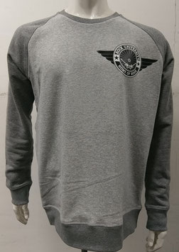 Rock University Sweatshirt grey/grey
