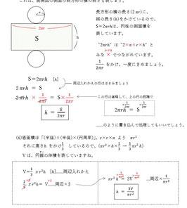 数学2-1' 式の利用
