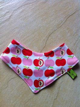 Äpfel rosa-rot