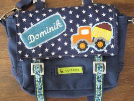 Kindergarten Tasche blau
