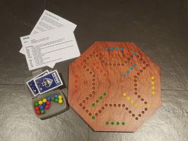 DOG Spiel für 2-4 Spieler, 8eckig