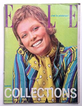 ELLE Special Collections - französische vintage Modezeitschrift Modemagazin - Heft Nr. 1315 von 1971