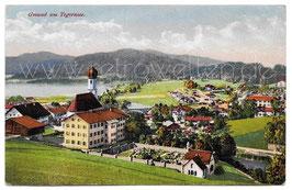 Alte Postkarte GMUND AM TEGERNSEE - 1924