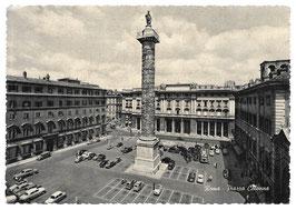 Alte Postkarte  ROMA - Piazza Colonna