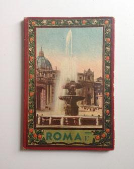 Leporello Foto Bildband  RICORDO DI ROMA l°, ITALIEN
