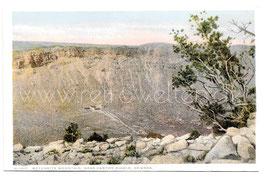 Alte Postkarte ARIZONA  Meteorite Mountain near Canyon Diablo