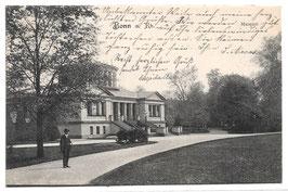 Alte Postkarte BONN Museum im Hofgarten