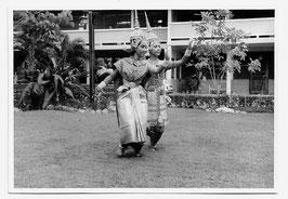 Vintage Foto TRADITIONELLE THAILÄNDISCHE TÄNZERINNEN 1960er Jahre