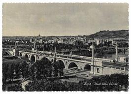 Alte Postkarte  ROMA - Ponte della Libertá