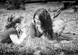 Shooting famille 5 Photos en extérieur