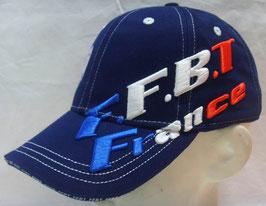 Casquette FFBT France
