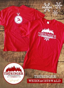 Thüringer Weihnachtswald - T-Shirt