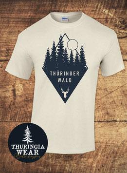 Thüringer Wald - T-Shirt Natural