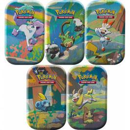 Pokémon - Mini Pokebox Pâque