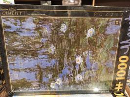 Puzzle 1000 Pièces Monet - Nenuphars