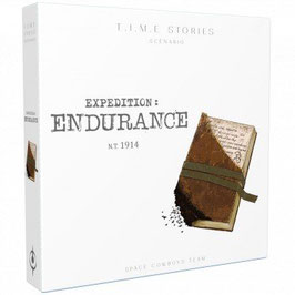 TIME STORIES ext EXPEDITION ENDURANCE