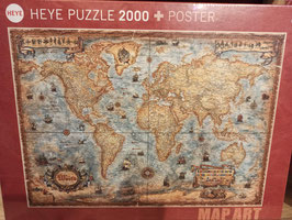 Puzzle The World