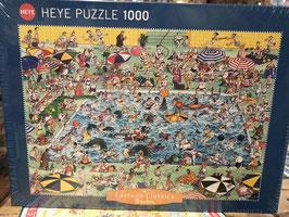 Puzzle 1000 Pièces Coold Down