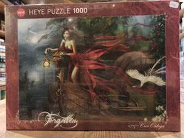 Puzzle 1000 Swan