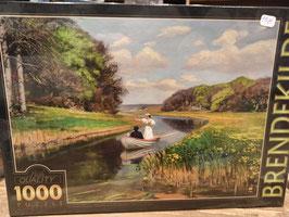 Puzzle 1000 Pièces Brendekilde - Eté