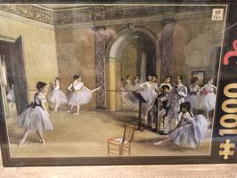 Puzzle 1000 Pièces Degas - Salle de Ballet de l'Opéra