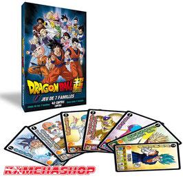 7 Familles Dragon Ball