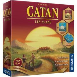 CATAN EDITION 25 ANS