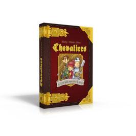 Chevaliers, Livre 1 – La BD dont vous êtes le héros