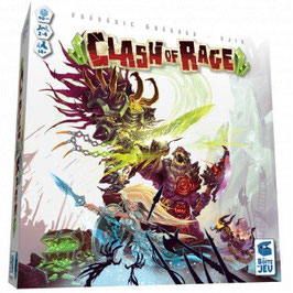 CLAH OF RAGE