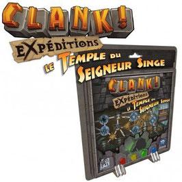 CLANK ! extension LE TEMPLE DU SEIGNEUR SINGE