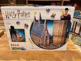 Puzzle 3D Harry Potter - Poudlard (Grand Hall)