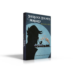 Sherlock Holmes et Moriarty, associés – La BD dont vous êtes le héros