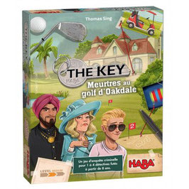 THE KEY : MEUTRES AU GOLF D'OAKDALE